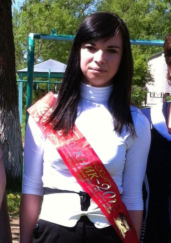 Выпускница 2015 года